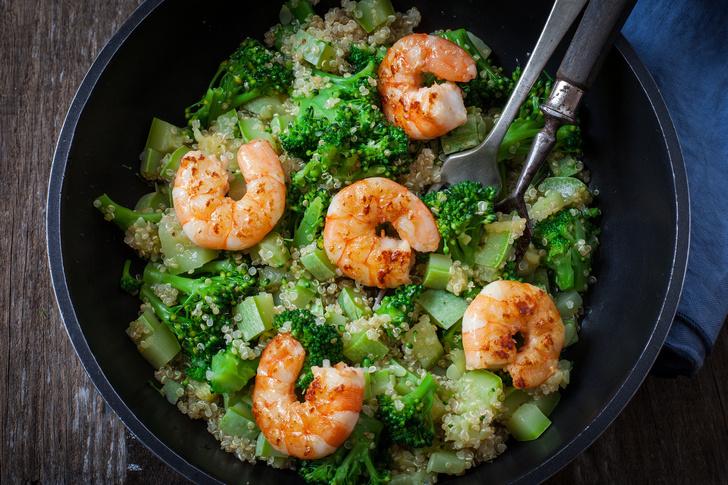 Фото №7 - Идеи для ужина: 10 рецептов, от которых не поправишься