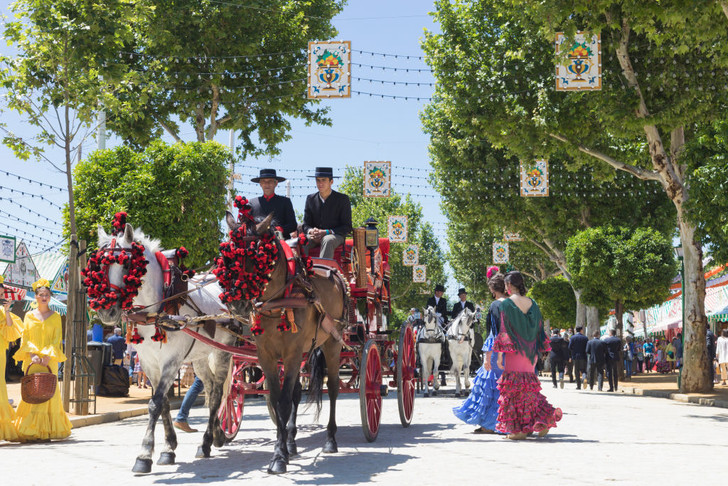 Фото №3 - Пламенное сердце Испании: гид по Андалусии. Часть 1