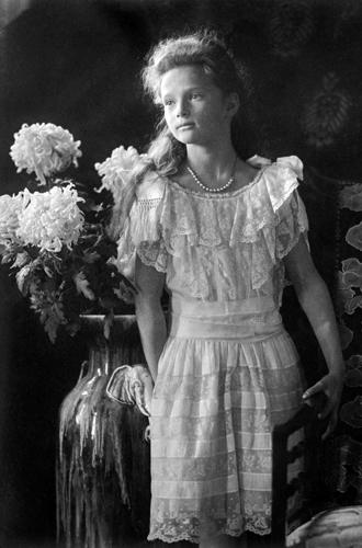 Фото №8 - Милые и забавные архивные фото царской семьи Романовых