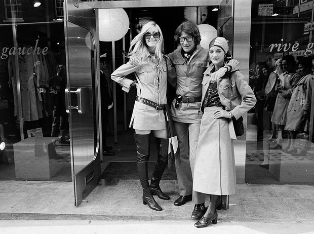 Фото №6 - Женщины Ива: Катрин Денев, Летиция Каста и другие музы Сен-Лорана