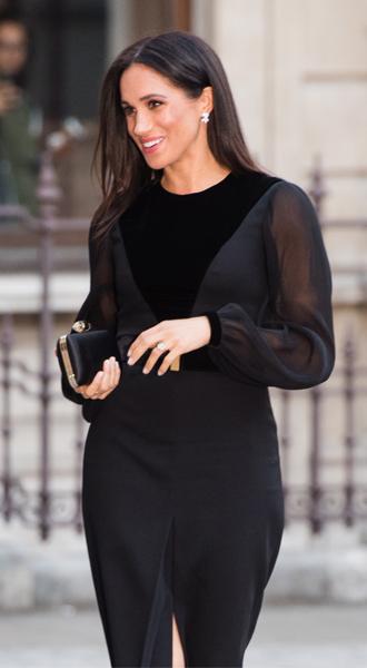 Фото №16 - Лучшие образы Меган Маркл за первый год в королевской семье