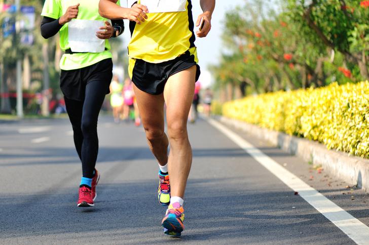 Фото №1 - Марафонский бег улучшает память