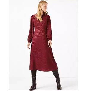 Фото №4 - Сюрприз от Marks & Spencer: узнай кое-что о себе, выбрав платье