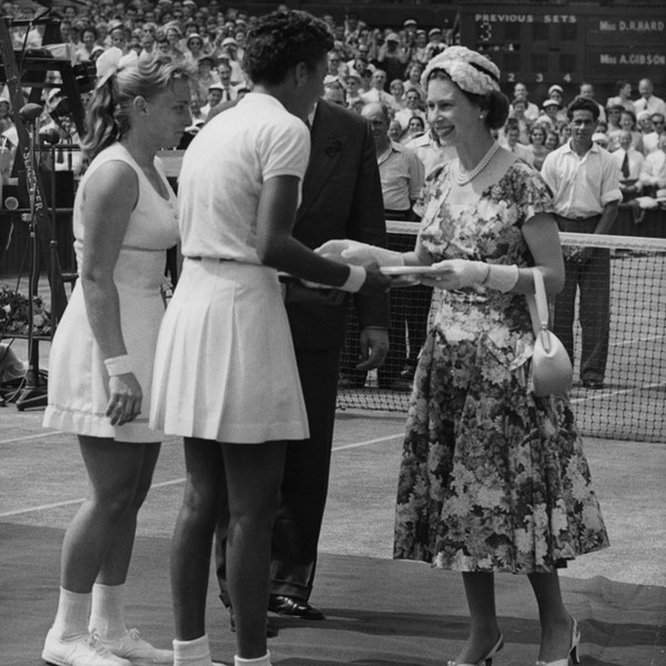 Фото №3 - Виндзоры и Уимблдон: краткая история отношений королевской семьи и тенниса