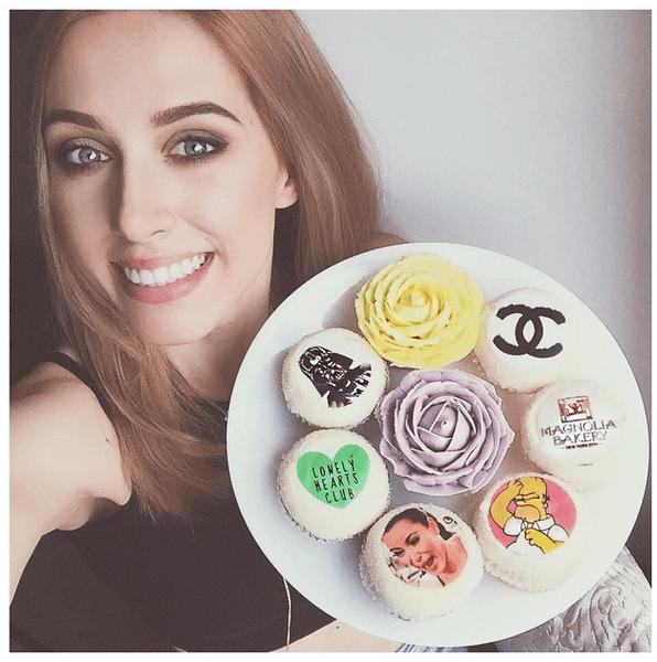 Фото №16 - Звездный Instagram: Леденцы, маффины и печеньки
