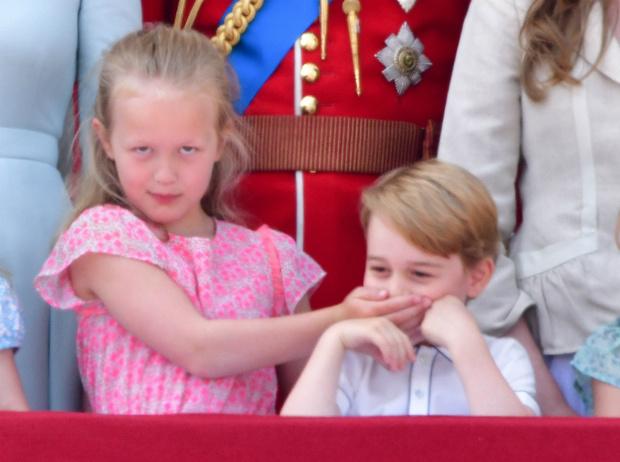 Фото №3 - Что изменилось в жизни принца Луи с наступлением осени