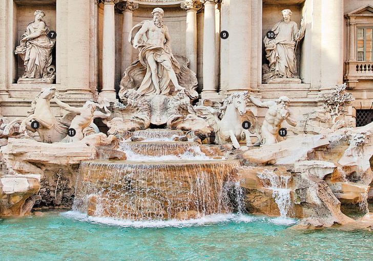 Фото №7 - 11 любопытных фактов о фонтане Треви