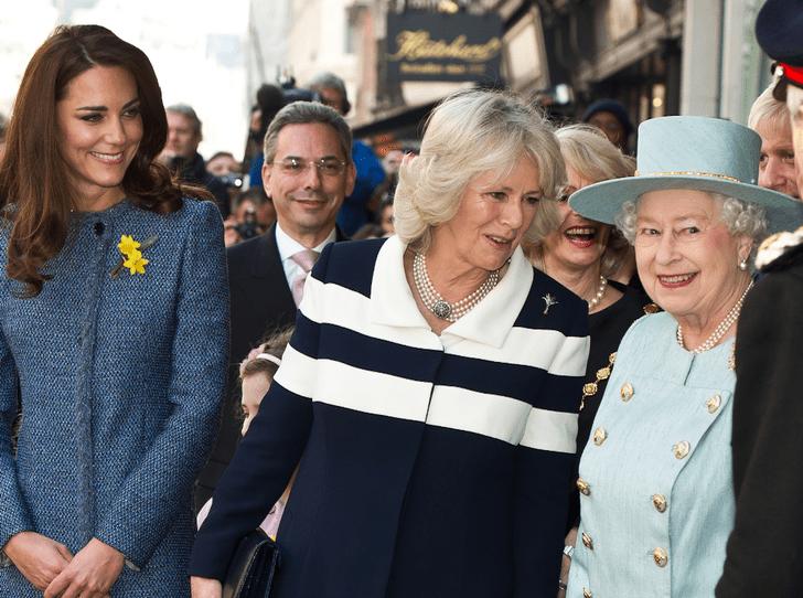 Фото №2 - Почему отношения герцогини Кейт и Королевы сейчас лучше, чем когда-либо