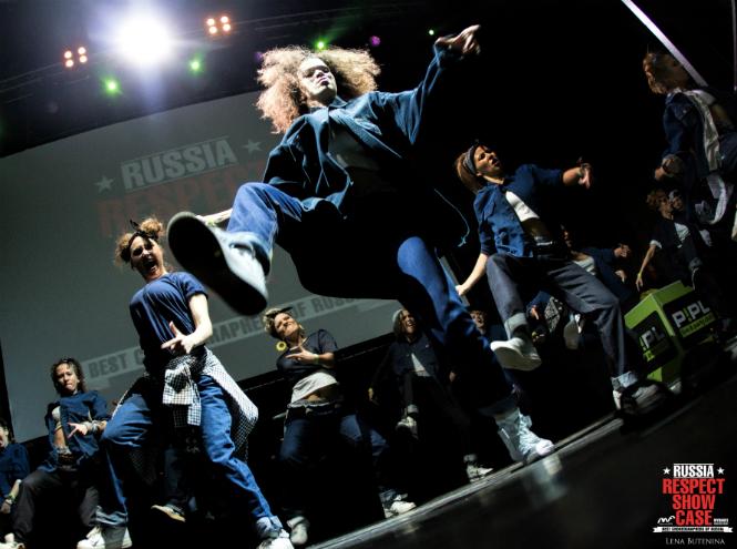 Фото №1 - В Москве пройдет фестиваль Russia - Respect Showcase