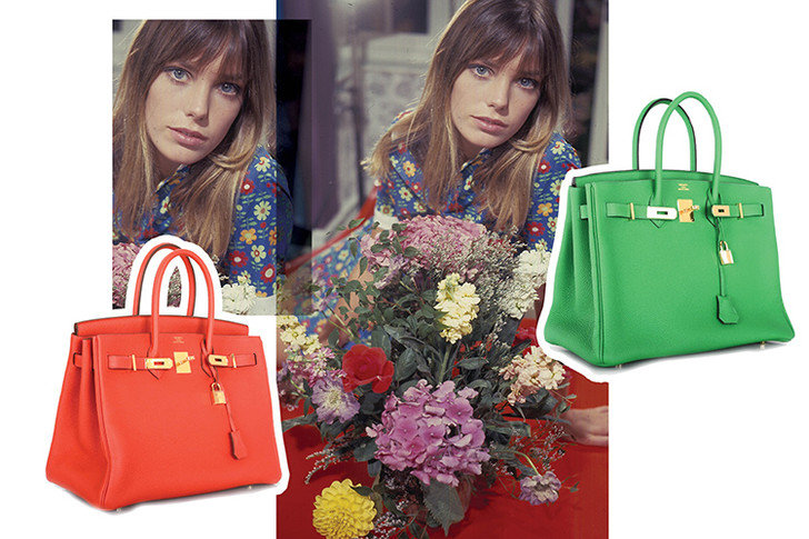 Джейн Биркин, Birkin, Hermès