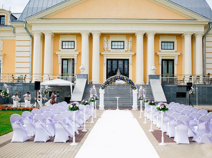 Фото №5 - Лучшие свадебные площадки Санкт-Петербурга