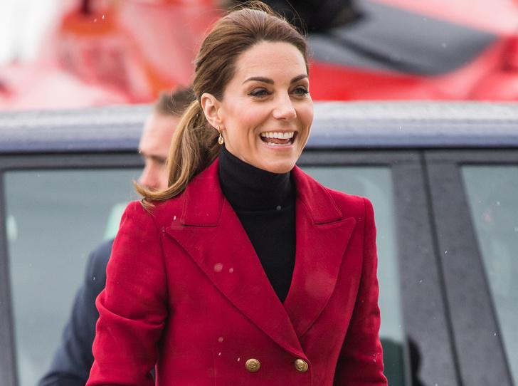 Фото №1 - Герцогиня Кейт снова займется ландшафтным дизайном