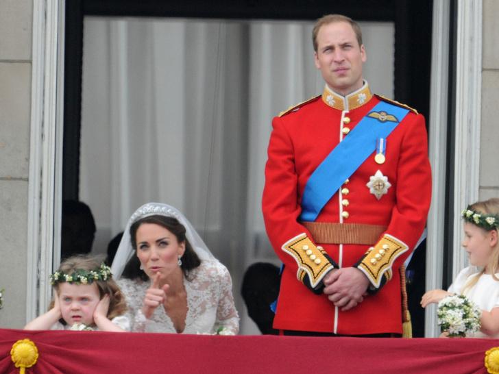 Фото №4 - Еще трое детей: крестники принца Уильяма, о которых вы не знали
