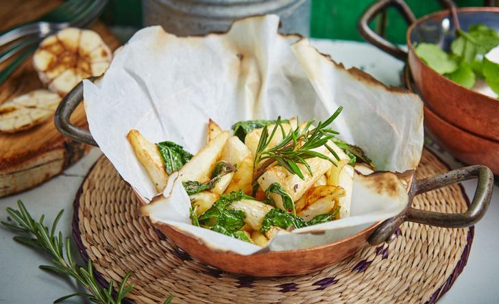 Фото №2 - Корнеплоды: 10 оригинальных рецептов от шеф-поваров