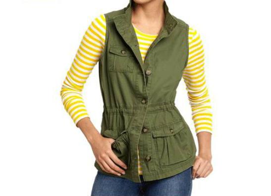 Фото №5 - Street fashion: выбираем стильный жилет