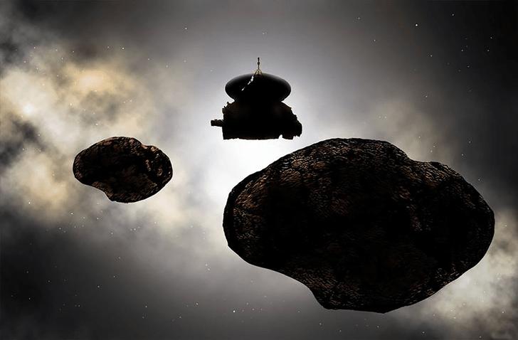 Фото №1 - НАСА объявило конкурс на лучшее имя для астероида