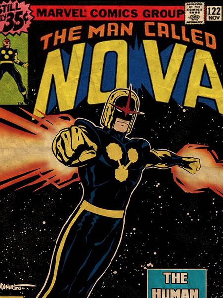 Фото №9 - Человек-Муравей и еще 15 неожиданных героев из комиксов