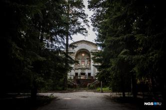 Сегодня в интерьерах «Речуновки» можно снимать фильмы ужасов