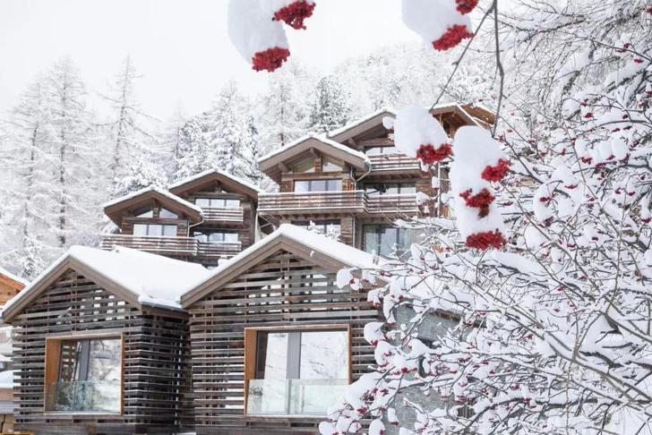 Фото №1 - Обновленный отель Cervo Mountain Resort в Церматте