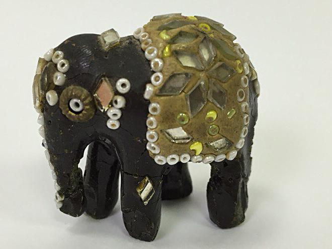 Самый первый слон, положивший начало коллекции