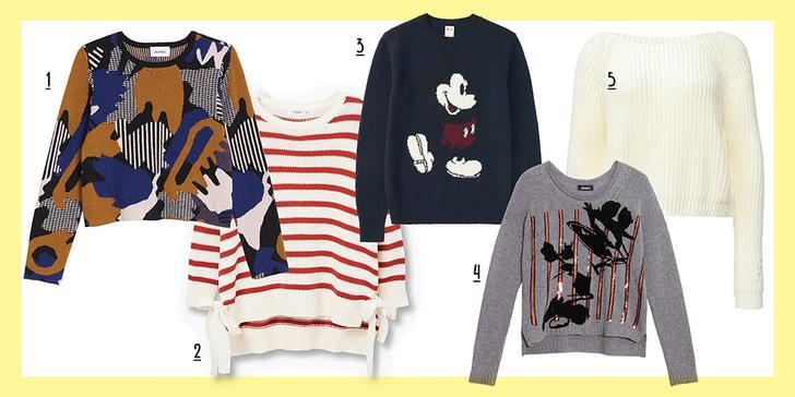 Фото №2 - 10 уютных пуловеров для прохладной осени