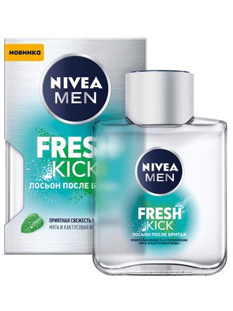 Фото №5 - Всегда естественно свеж: идеальные средства Nivea MEN Fresh Kick для бодрого начала дня