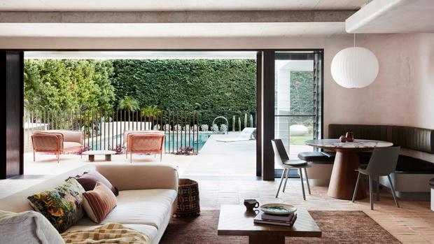 Фото №1 - Яркий дом с террасой в Сиднее