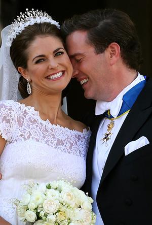 Фото №25 - Самые трогательные моменты королевских свадеб (о Гарри и Меган мы тоже не забыли)
