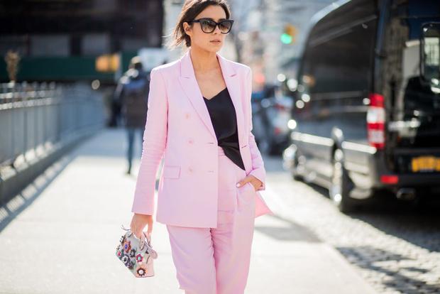 Фото №3 - Lady Boss: как носить мужские костюмы и выглядеть стильно?