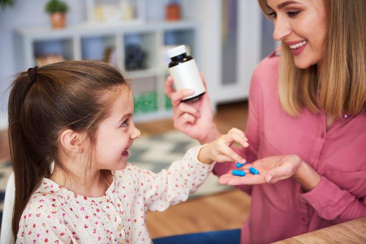 как правильно давать ребенку лекарства