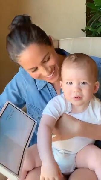 Фото №12 - Сыну принца Гарри и Меган Маркл— 2 года: как выглядит ребенок, которого не показывают прессе