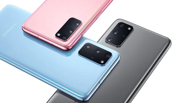 Фото №1 - Samsung представил три флагмана и смартфон, чтобы прищемить палец
