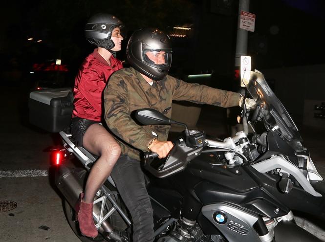 Фото №17 - Сумасшедшие влюбленные: Кэти Перри и Орландо Блум
