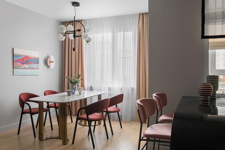 Фото №4 - Маленькая квартира в Подмосковье