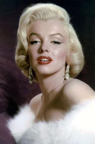 Фото №3 - Драгоценности Мэрилин Монро: что кинодива носила в жизни и на экране