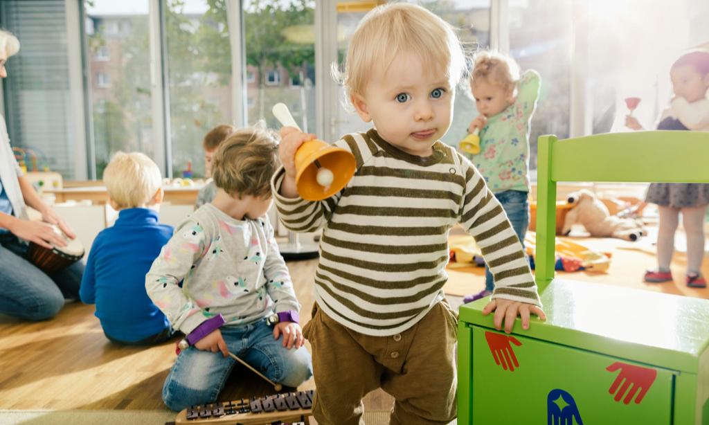 Первый раз в детский сад: можно ли избежать истерик у малыша
