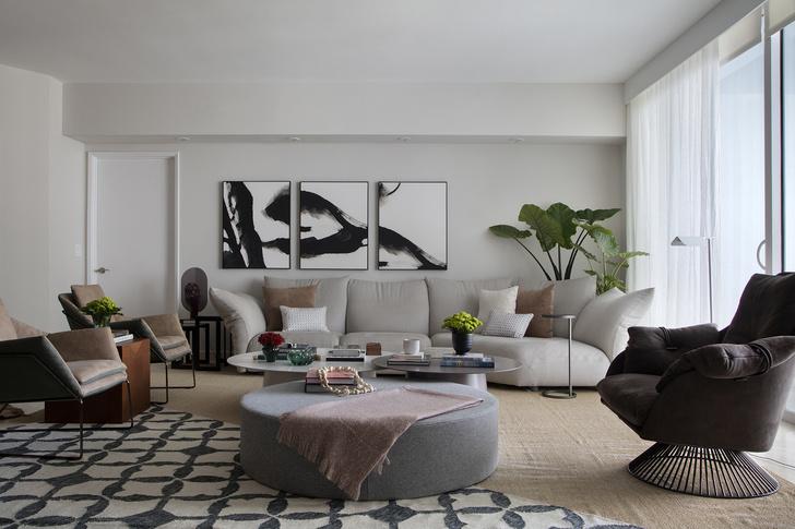 Фото №1 - Современная квартира в Майами
