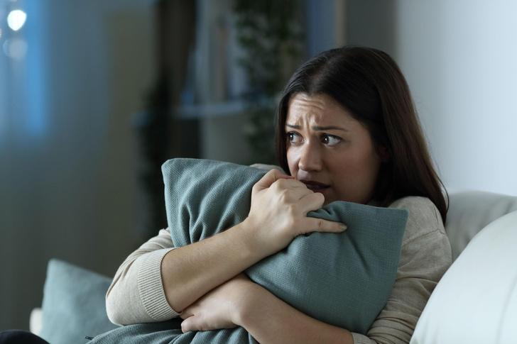 американка обнаружила в доме чужака, квартира, дом, находка, страх, история, хоррор
