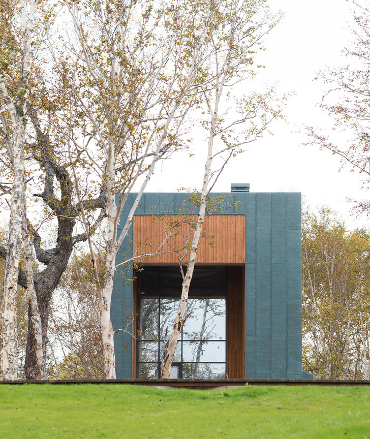 Фото №17 - Виллы на Камчатке: проект бюро Gikalo Kuptsov Architects
