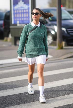 Фото №12 - С чем носить теннисную юбку: 5 идей для любого случая