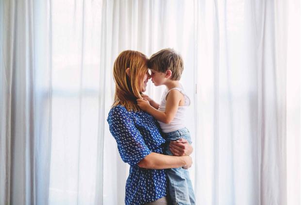 Фото №7 - Лариса Суркова: «Неважно, 2 года вашему ребенку или 22. Просто обнимите его»
