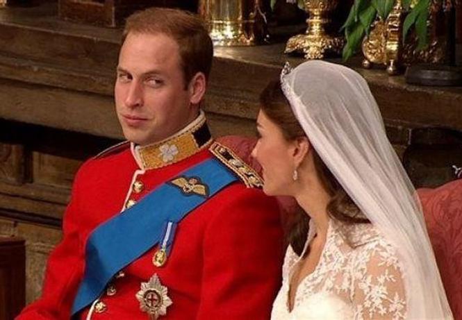 Фото №10 - Самые забавные моменты на королевских свадьбах (истории в фотографиях)