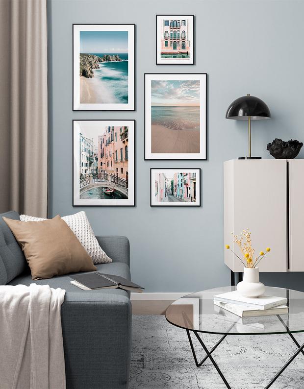 Фото №10 - Картины на стене: 10 идей для домашней галереи
