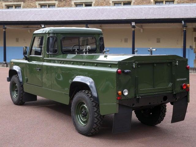 Фото №3 - Land Rover показал катафалк принца Филиппа, разработанный самим принцем Филиппом