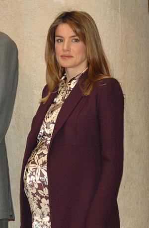 Фото №43 - Стильное положение: как одеваются беременные королевы, принцессы и герцогини