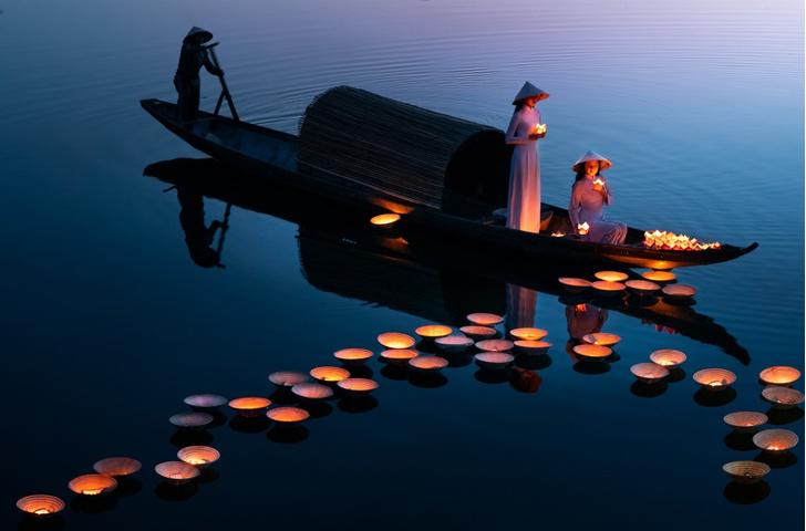 Фото №1 - Праздник фонарей