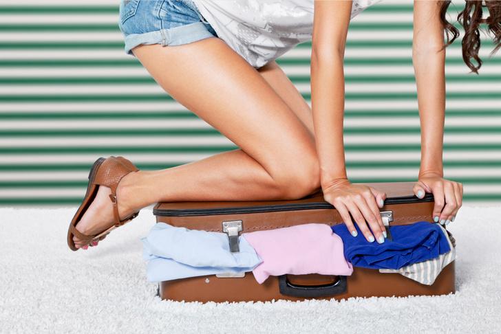 Фото №6 - Вместить нельзя оставить: полезные лайфхаки для маленького чемодана
