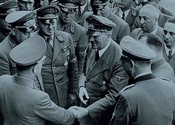 Фото №1 - День в истории. 1944 год. Германия