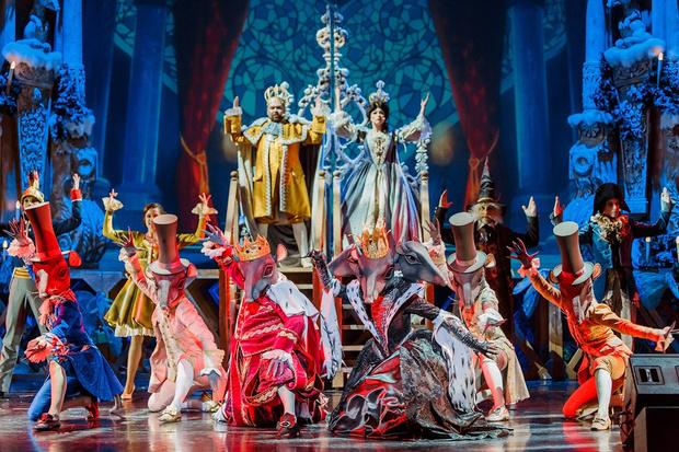 Фото №5 - «Оскар и Розовая дама»: в Петербурге мюзикл показали жестами