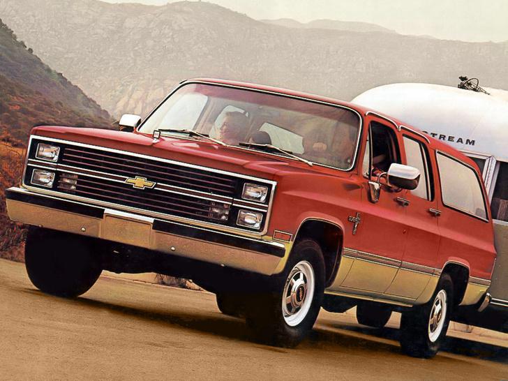 Фото №1 - Что на самом деле означает эмблема Chevrolet